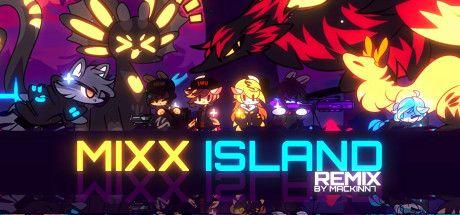 Mixx Island Remix PC Cover , Full Game