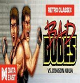 Retro Classix Bad Dudes Poster