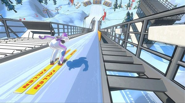 Ski Sniper Screen Shot 3, Download, PC Game