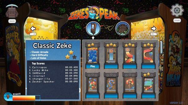 Zeke's Peak Screen Shot 3, Download, PC Full Version