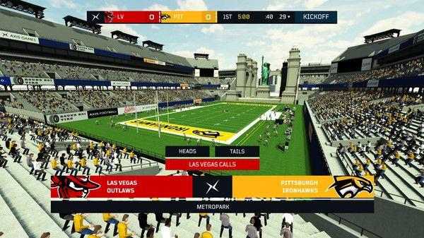Axis Football 2019 Download Screenshot 1 , PC Free