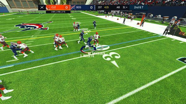 Axis Football 2019 Download Screenshot 2 , PC Full