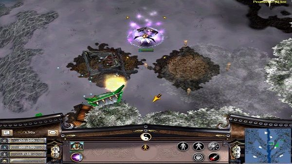 Battle Realms: Winter of the Wolf Screen Shot 1, Download