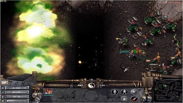 Battle Realms: Winter of the Wolf Screen Shot 2, Download