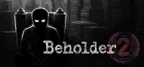 Beholder 2 Cover, PC Game