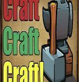 Craft Craft Craft! Poster