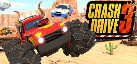 Crash Drive 3 Download Cover