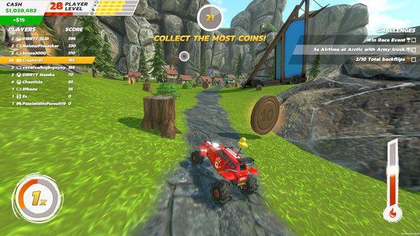 Crash Drive 3 Download Screenshot 1 , Full Game