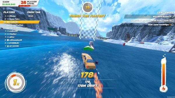 Crash Drive 3 Download Screenshot 2 , Game