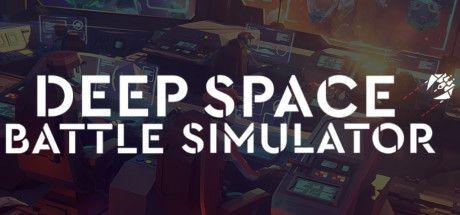 Deep Space Battle Simulator Cover