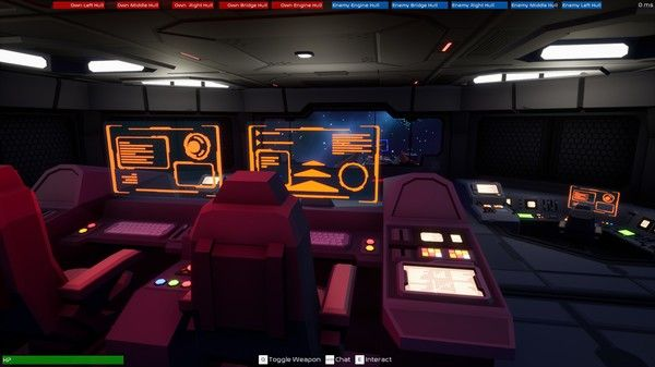 Deep Space Battle Simulator Screenshot 1