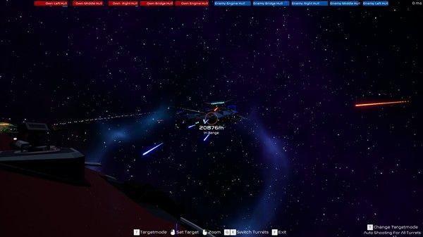 Deep Space Battle Simulator Screenshot 2