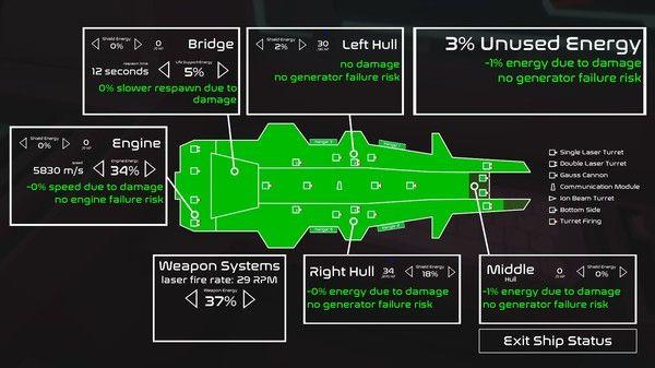 Deep Space Battle Simulator Screenshot 3