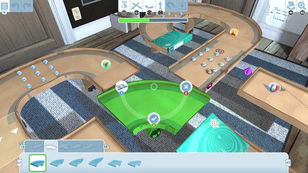 Infinite Mini Golf Screen Shot 1, Download