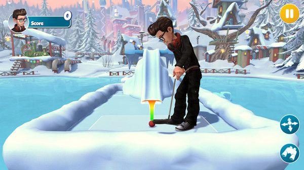 Infinite Mini Golf Screen Shot 2, Download