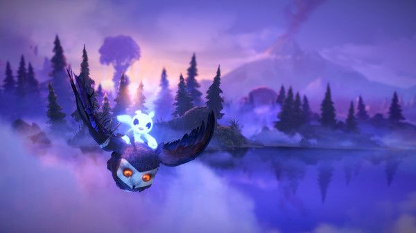 Ori and the Will of the Wisps Screen Shot 1, PC Game
