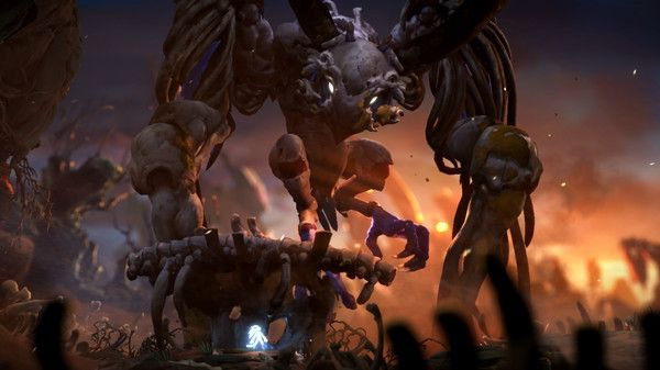 Ori and the Will of the Wisps Screen Shot 3, PC Game