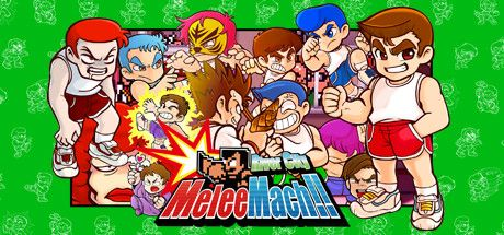River City Melee Mach!! Cover
