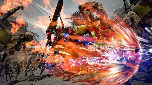 Samurai Warriors 4-II Screen Shot 1, Download, PC Game