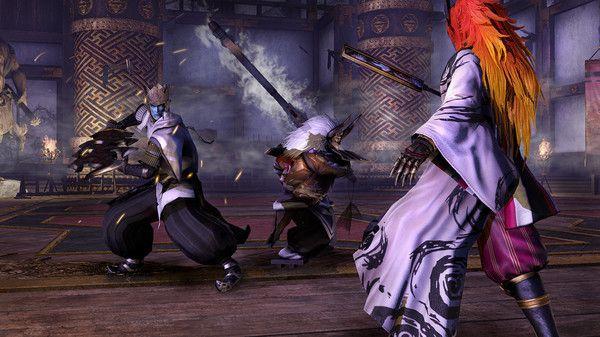 Samurai Warriors 4-II Screen Shot 3, Download, PC Game