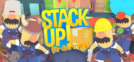 Stack Up! (or dive trying) Cover