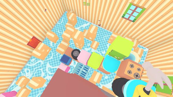 Stack Up! (or dive trying) Screenshot 1