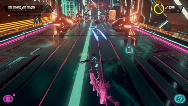 Tron RUN/r Screen Shot 1, Download, PC Game