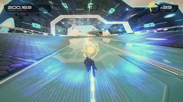 Tron RUN/r Screen Shot 2, Download, PC Game