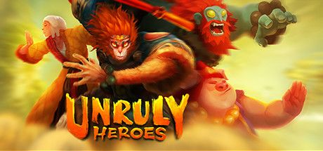 Unruly Heroes Cover, Download