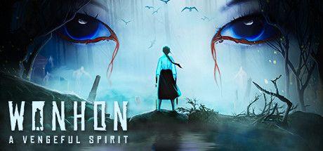 Wonhon A Vengeful Spirit Cover