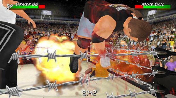 Wrestling Empire Screen Shot 1
