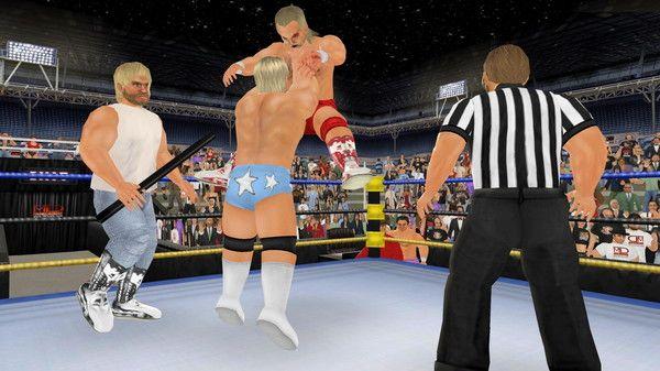 Wrestling Empire Screen Shot 3