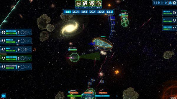 Edge of Galaxy Screen Shot 1, Download, PC Game