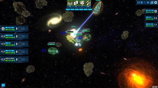 Edge of Galaxy Screen Shot 2, Download, PC Game