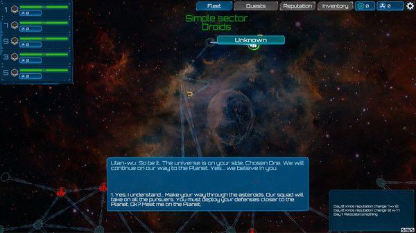 Edge of Galaxy Screen Shot 3, Download, PC Game