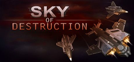 Sky of Destruction Cover, Download, PC Game
