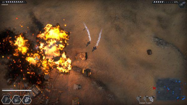 Sky of Destruction Screen Shot 1, Download, PC Game