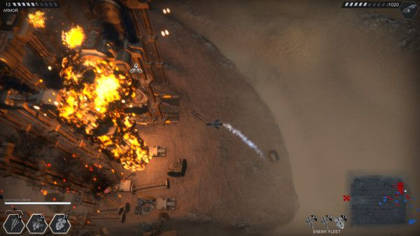Sky of Destruction Screen Shot 3, Download, PC Game