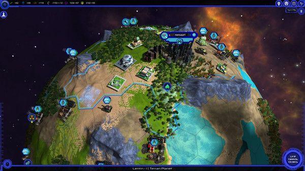 Xenias Ark Screen Shot 1, PC Game