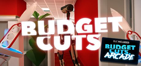 Budget Cuts Cover, PC Game
