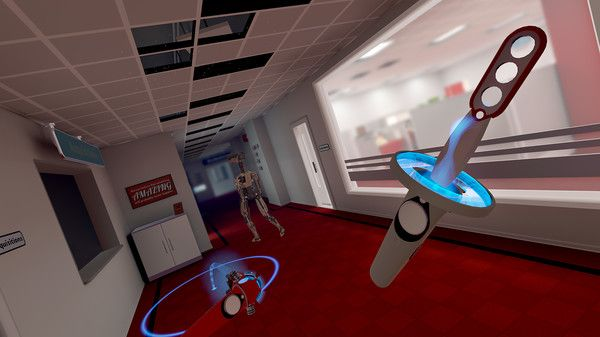 Budget Cuts Screen Shot 1, PC Game