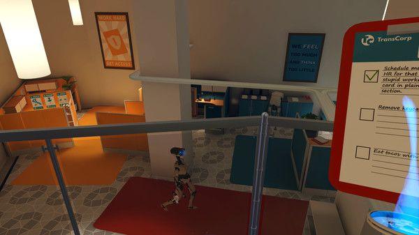 Budget Cuts Screen Shot 2, PC Game