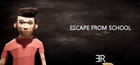 Escape From School Cover