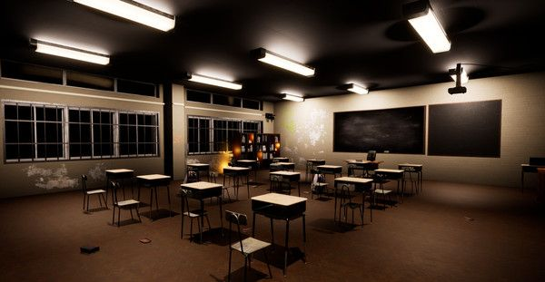 Escape From School Screenshot 1 , Full Game