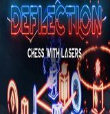 LASER CHESS Deflection Poster