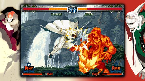 The Last Blade 2 Screen Shot 1, PC Game