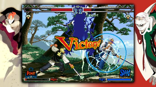 The Last Blade 2 Screen Shot 3, PC Game