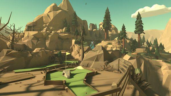 Walkabout Mini Golf VR Screen Shot 2, PC Free Game