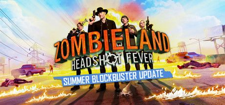 Zombieland VR Headshot Fever Cover , Full , Game Free