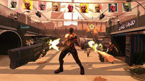 Zombieland VR Headshot Fever Screenshot 1 , Full PC
